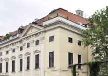 Erstbezug - Maisonette mit Terrasse in einem Palais direkt bei der Freyung, U3