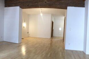 WOHNEN AM PULS 2-Zimmer-Maisonette-Wohnung - ERSTBEZUG