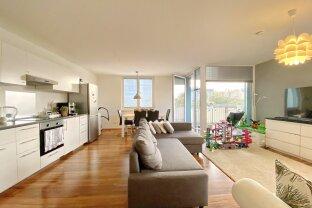 Neubauwohnung mit Balkon und Fernsicht