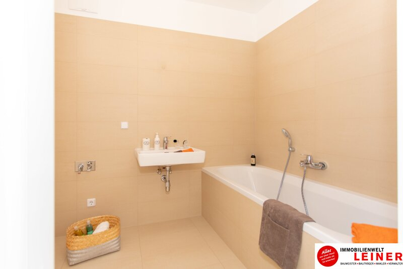 *UNBEFRISTET* 70 m² Mietwohnung Schwechat - 3 Zimmer mit 18 m² großer Loggia im Erstbezug  am Alanovaplatz 2 Objekt_9211 Bild_550