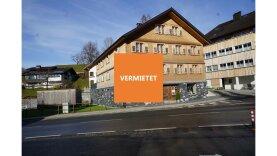 Lingenau:Büro.- Praxisflächen mit besonderem Flair in schönem Bregenzerwälderhaus