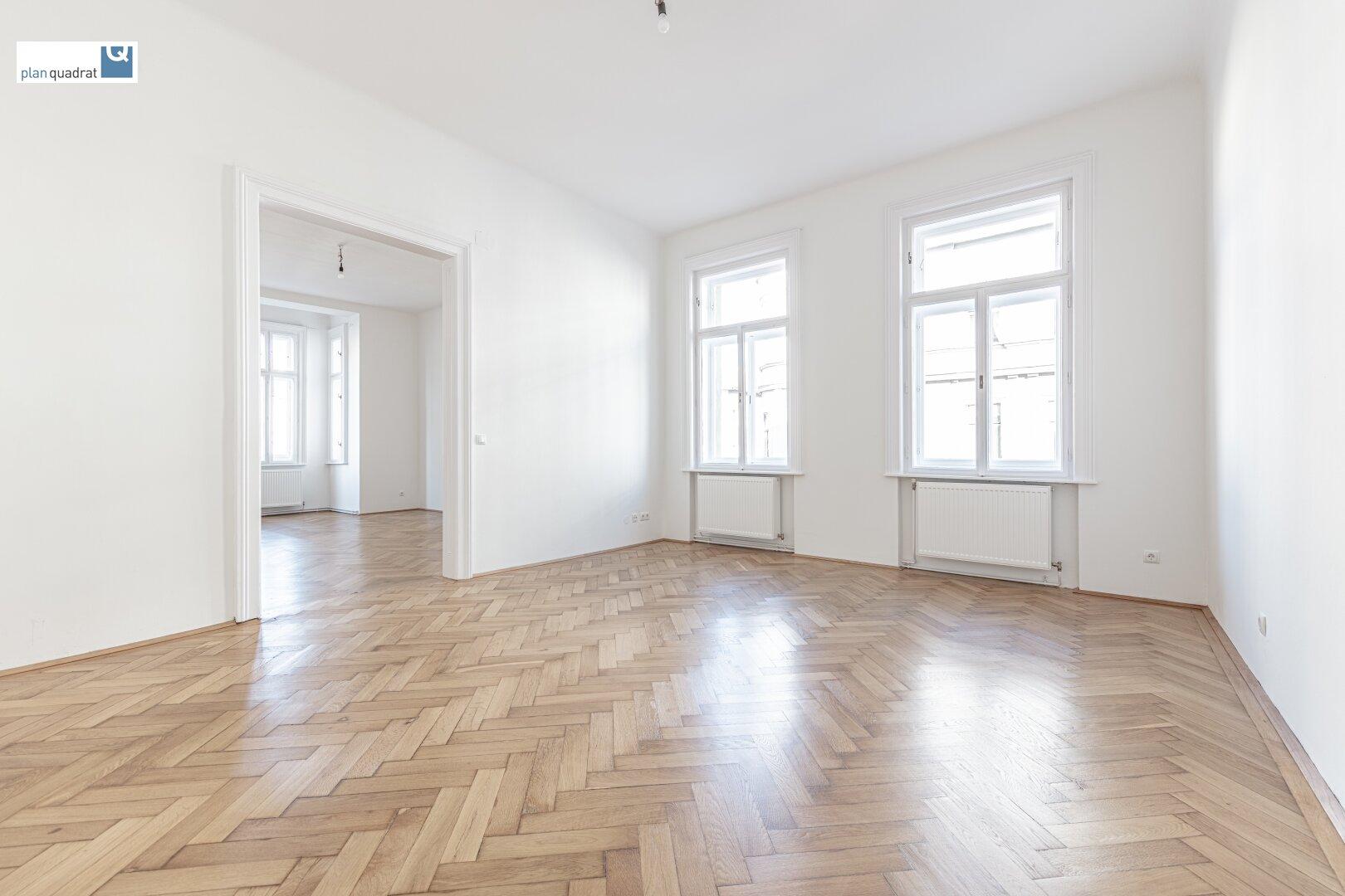 Zimmer 1 (ca. 22,40 m²)