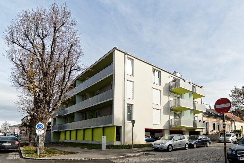 Moderne Neubaumietwohnung mit Balkon in der Bahnhofstraße 56 Top 7, Deutsch-Wagram