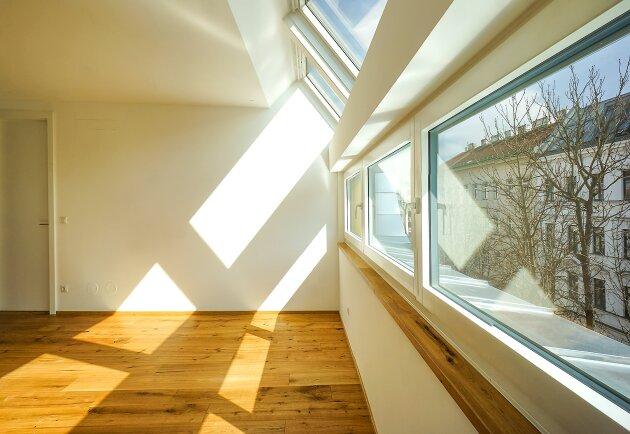 Foto von NEU! ++ Erstbezug: 3 Zimmer DG- Wohnung mit Terrasse, 1140 Wien (Top 14) ++