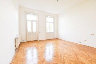 UNBEFRISTET- Geräumige 3-Zimmer Altbauwohnung zur unbefristeten Miete