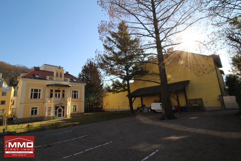 Atemberaubende Dachgeschoß-Maisonette mit Terrasse in Historischer Villa mit Blick in den Wienerwald! /  / 3002Purkersdorf / Bild 11