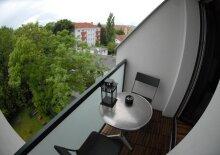 Singlewohnung mit Balkon in zentraler Lage! Garten!