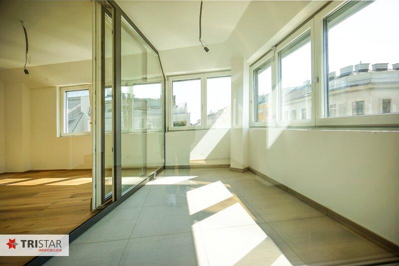 NEU! ++ Erstbezug nähe Augarten und (U4) Friedensbrücke: noch 3 exklusive DG- Wohnungen mit  Balkon, 1200 Wien ++ /  / 1200Wien / Bild 0