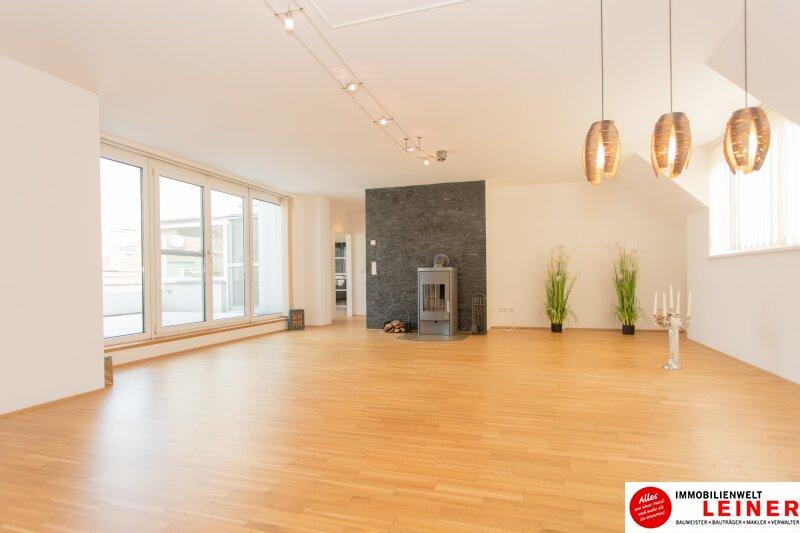 Schwechat - luxuriöses 4 Zimmer Penthouse 130m² Wohnfläche plus 2 Traumterrassen! Objekt_8876 Bild_437