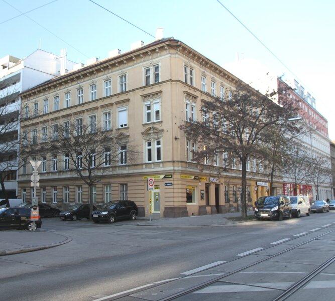 U6 Station Dresdner Straße nur 1 Minuten entfert! Generalsanierte 2-Zimmer-Wohnung! Erstbezug!