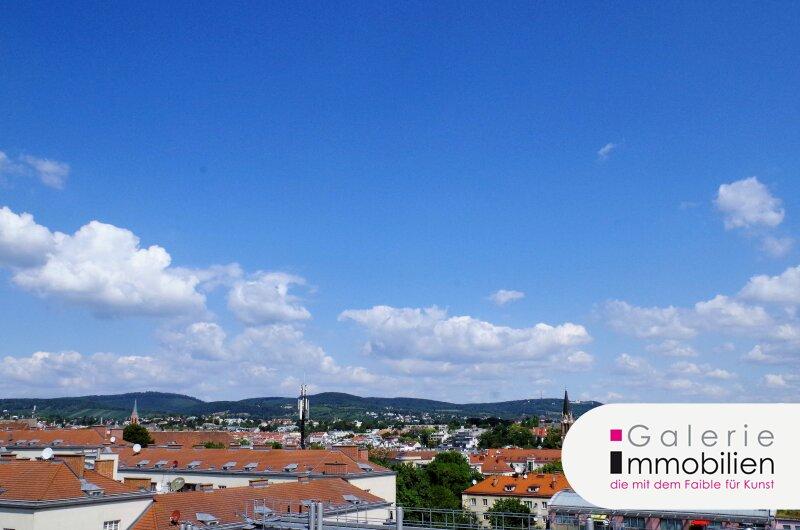 Traumhafte DG-Wohnung mit 2 Terrassen und Grünblick - Panoramablick Objekt_28732