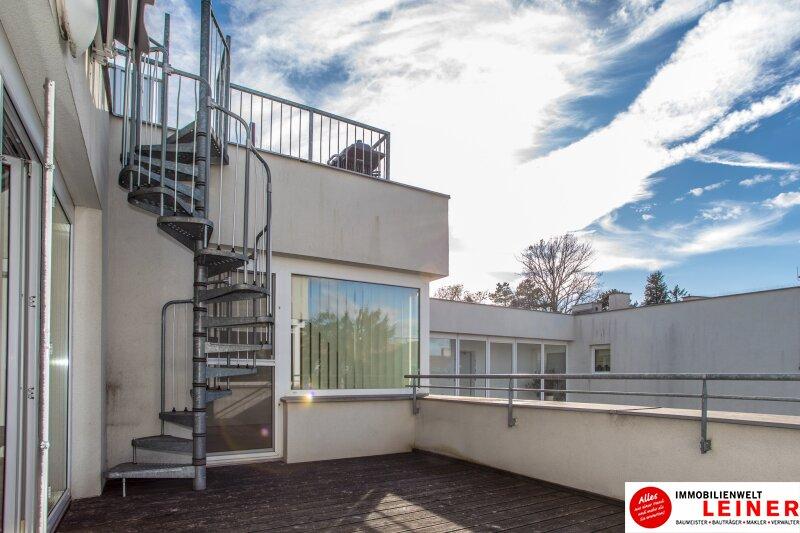 Schwechat - luxuriöses 4 Zimmer Penthouse 130m² Wohnfläche plus 2 Traumterrassen! Objekt_8876 Bild_452