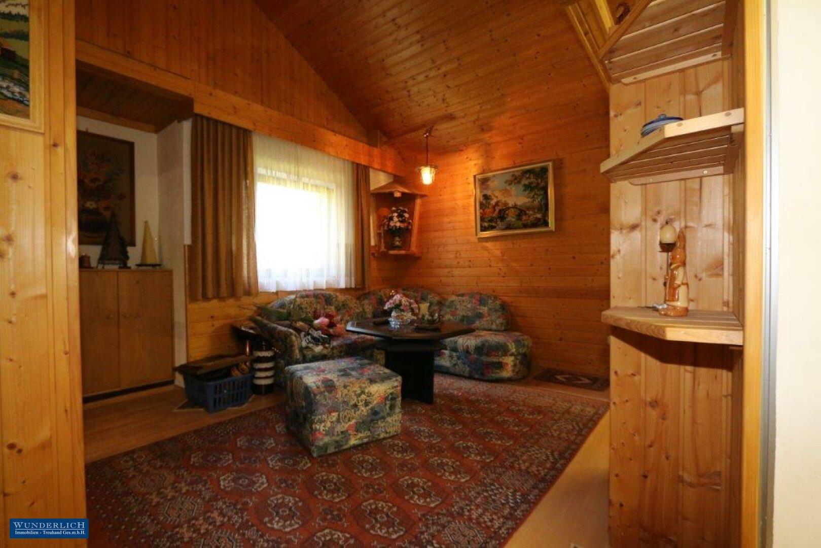 Studio im Dachgeschoß