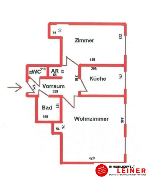 Wohnen direkt beim Schloss Altkettenhof in Schwechat Objekt_10912 Bild_352