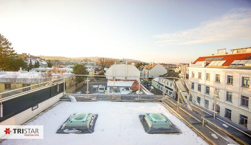 NEU! ++ 3 Zimmer-Dachgeschosswohnung in 1130 Wien, Neubau, Balkon, Dachterrasse mit Wienblick  (Top 8) ++ /  / 1130Wien / Bild 3