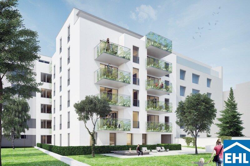 Moderne Wohnung nahe der Donau