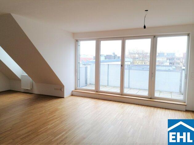 Schöne 2 Zimmerwohnung mit Dachterrasse bei Thaliastraße