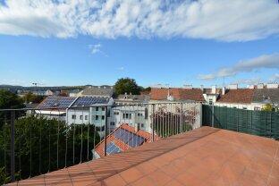 Просторная 3 комнатная квартира с балконом в 21 районе Вены для спортивных