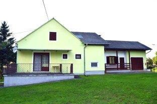 Haus am Waldrand in Hannersdorf