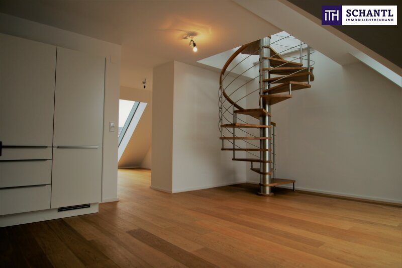 Top-Immobilie! Traumhafte Penthouse-Wohnung in einem komplett sanierten Haus! /  / 1190Wien / Bild 1