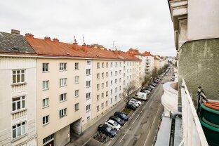 Renovierungsbedürftige Terrassenwohnung für Sportliche - 5. OG ohne Lift