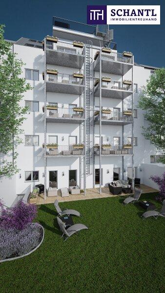 Coming home... Traumhafte Gartenwohnung + Absolute Ruhelage + Terrasse + Rundum saniertes Altbauhaus mit Charme! /  / 1150Wien / Bild 2