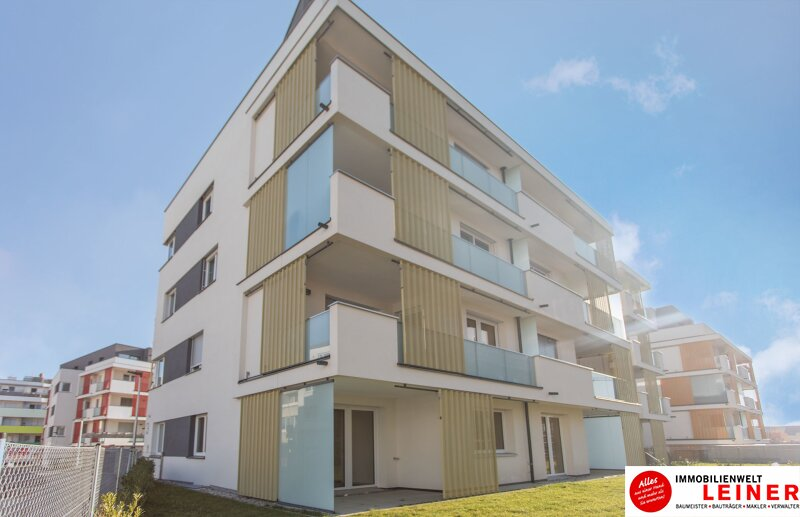 *UNBEFRISTET*Mietwohnung Schwechat - 3 Zimmer im Erstbezug mit ca. 19 m² großer Terrasse Objekt_8647 Bild_89