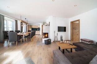 Hochwertig ausgestattete Gartenwohnung mit Carport am Einstieg Astberg/Going