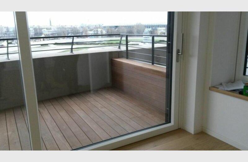 Neubau Erstbezug, Luxus 2 Zimmer Terassenwohnung am grünen Prater /  / 1020Wien / Bild 0