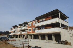 Tolle Neubauwohnung mit Blick über Voitsberg und Bärnbach