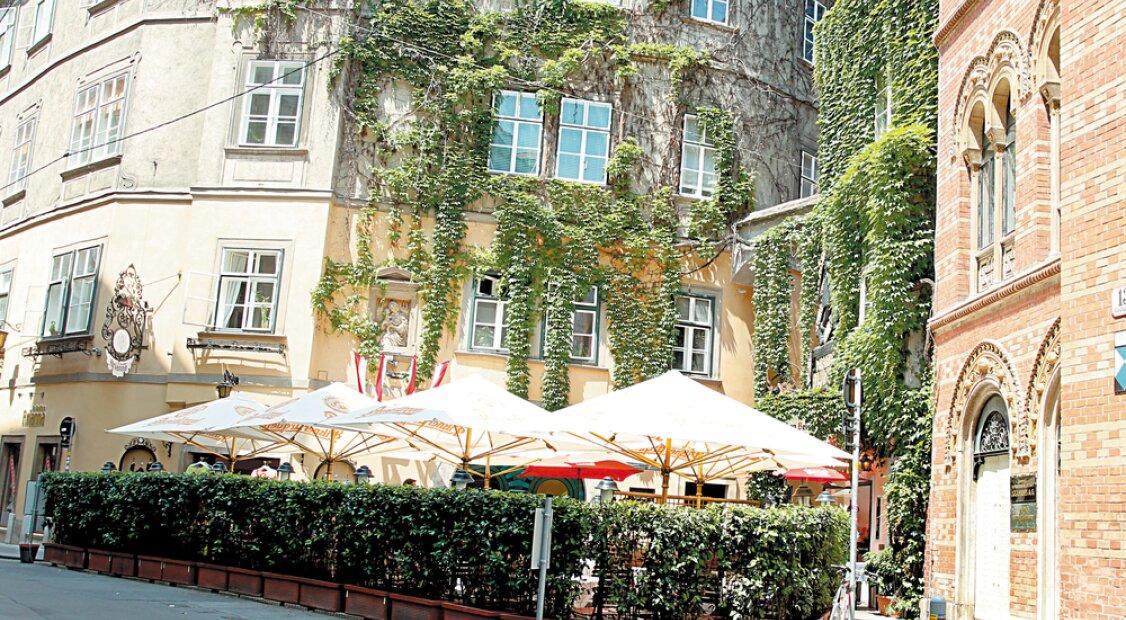 Unbefristete Citywohnung - wohnen am Fleischmarkt nahe Stephansplatz