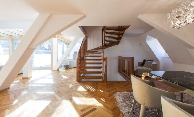 Exklusive 3-Zimmer-Maisonette - Photo 1