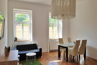 Renovated old apartment on the Guertel