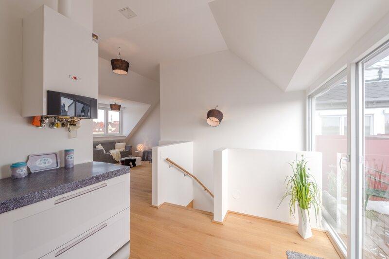 ++NEU** 3-Zimmer DG-Maisonette, ERSTBEZUG mit Terrasse, sehr gutes Preis-Leistungsverhältnis!! /  / 1200Wien / Bild 8