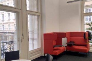 Repräsentatives Bürohaus am Kohlmarkt, flexible komplett eingerichtete Büroflächen zu mieten, ab 12m²/Co-working ab 12m². (ohne Provision!)