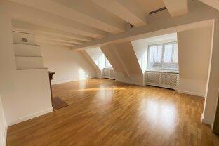 Stilvoll wohnen – exquisite klimatisierte Altbauwohnung mitten im Zentrum Wiens / Living in style - exquisite air-conditioned apartment in the City-Center of Vienna