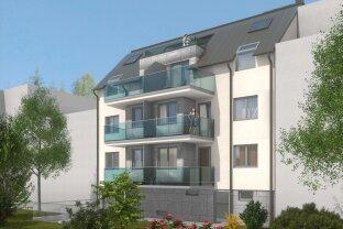 Wohnbauprojekt im Herzen von Jedlesee! Erstbezug in gehobener Qualität!