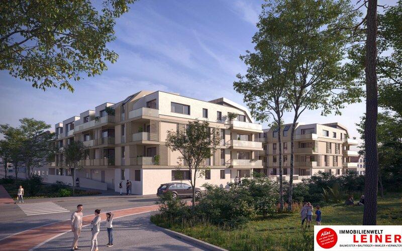 Singlehit in Schwechat   44,35m² Dachgeschosswohnung mit Terrasse   Provisionsfrei Objekt_16035