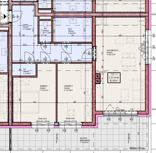 Top 17 - Freifinanzierte 2 Zimmer Wohnung mit Balkon - MIETEN oder MIETKAUF /  / 2700Wiener Neustadt / Bild 4