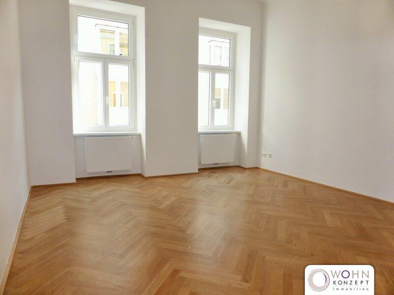 Erstbezug: unbefristeter 71m² Altbau mit Einbauküche - 1020 Wien /  / 1020Wien / Bild 0