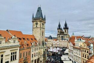 Sympathische Investment Wohnung direkt in der Fußgängerzone des historischen Zentrums Staré Město - Prag