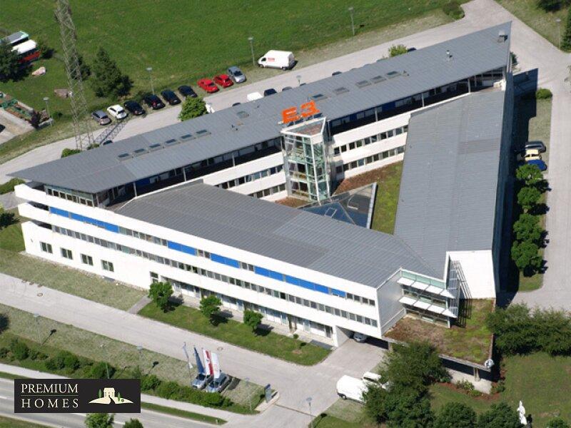 Beispielbild für E3 Wirtschaftspark Kirchbichl - 156,29 m2 - attraktives Großraum-Büro im EG, Klima, Raumhöhe 3,20 m