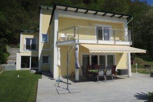 Extravagantes Einfamilienhaus in ruhiger Sonnenlage