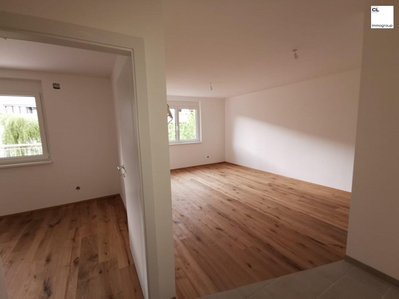 Wohnraum - Schlafzimmer