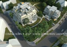 Residieren in geräumiger Neubauwohnung - Dachgeschoß mit 2 Terrassen - PARKRESIDENZ 17