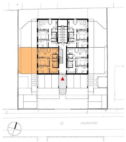 Schöne Eigentumswohnungen im Zentrum von Strasshof - Top 1 /  / 2231Strasshof an der Nordbahn / Bild 7