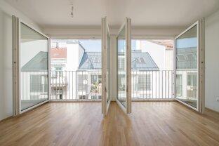 helle 2-Zimmer-Neubauwohnung mit guter Raumaufteilung! (Währingerstraße 142)