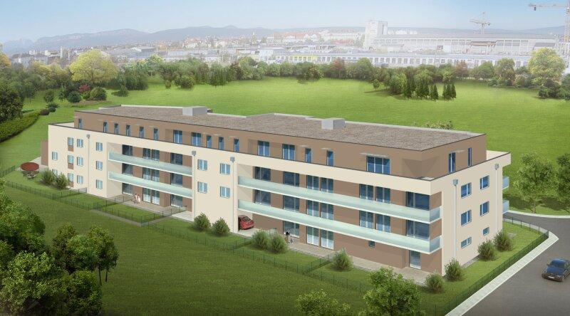 Top 10 - Freifinanzierte 2 Zimmer Wohnung mit Balkon - MIETEN oder Mietkauf /  / 2700Wiener Neustadt / Bild 3