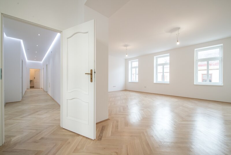 ++NEU** Hochwertiger 4-Zimmer ALTBAU-ERSTBEZUG, toller Stilaltbau, perfekte Raumaufteilung! **Hofruhelage** VIDEOBESICHTIGUNG! /  / 1030Wien / Bild 7