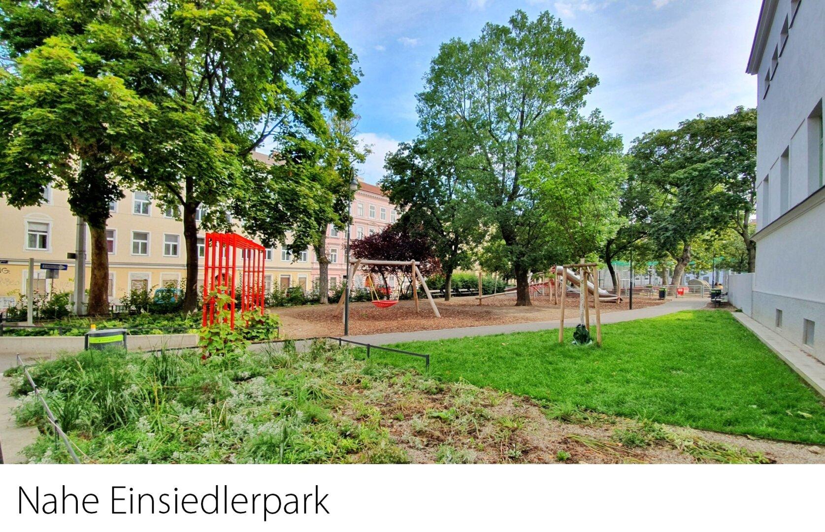 Nahe Einsiedlerpark